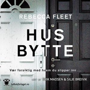 Husbytte (lydbok) av Rebecca Fleet