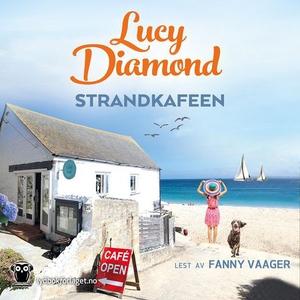 Strandkafeen (lydbok) av Lucy Diamond