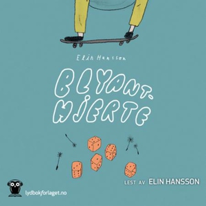 Blyanthjerte (lydbok) av Elin Hansson