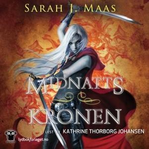 Midnattskronen (lydbok) av Sarah J. Maas