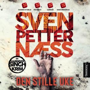Den stille uke (lydbok) av Sven Petter Næss