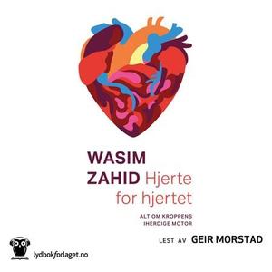 Hjerte for hjertet (lydbok) av Wasim Zahid