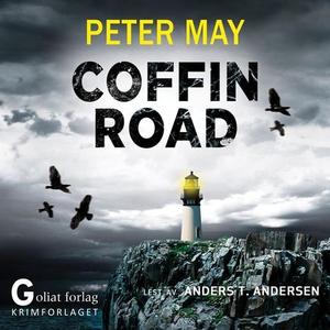 Coffin road (lydbok) av Peter May