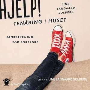 Hjelp! Tenåring i huset (lydbok) av Line Lang