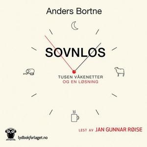 Søvnløs (lydbok) av Anders Bortne