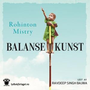 Balansekunst (lydbok) av Rohinton Mistry