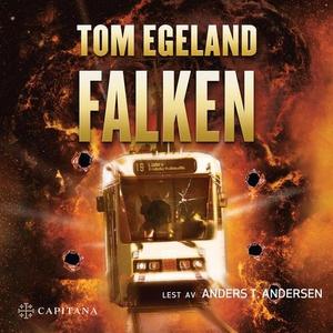 Falken (lydbok) av Tom Egeland