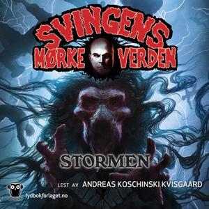 Stormen (lydbok) av Arne Svingen
