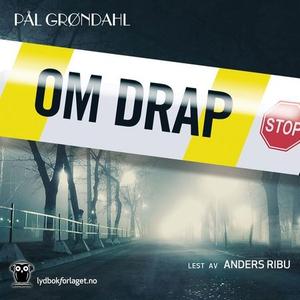 Om drap (lydbok) av Pål Grøndahl