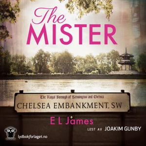 The mister (lydbok) av E.L. James