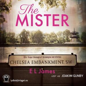 The mister (lydbok) av E.L. James