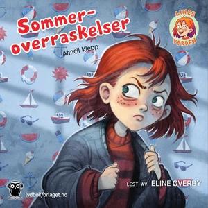Sommer-overraskelser (lydbok) av Anneli Klepp