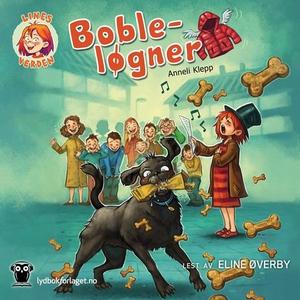 Boble-løgner (lydbok) av Anneli Klepp