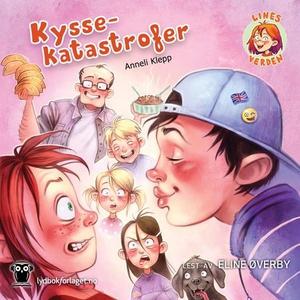 Kysse-katastrofer (lydbok) av Anneli Klepp