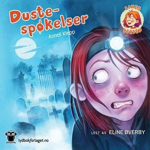 Duste-spøkelser (lydbok) av Anneli Klepp