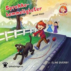 Sprekke-hemmeligheter (lydbok) av Anneli Klep