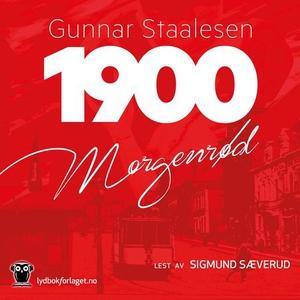 1900 (lydbok) av Gunnar Staalesen