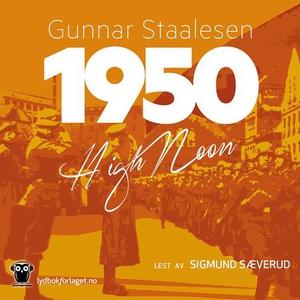 1950 (lydbok) av Gunnar Staalesen