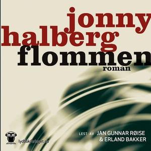 Flommen (lydbok) av Jonny Halberg