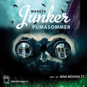 Pumasommer (lydbok) av Merete Junker