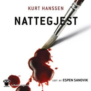 Nattegjest (lydbok) av Kurt Hanssen