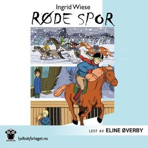 Røde spor (lydbok) av Ingrid Wiese