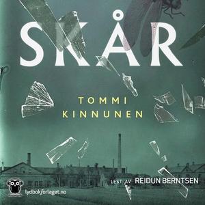 Skår (lydbok) av Tommi Kinnunen