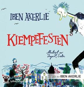 Kjempefesten (lydbok) av Iben Akerlie