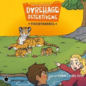 Tigertrøbbel (lydbok) av Mona Grivi Norman