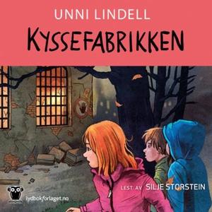 Kyssefabrikken (lydbok) av Unni Lindell