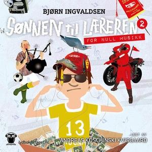 For null musikk (lydbok) av Bjørn Ingvaldsen