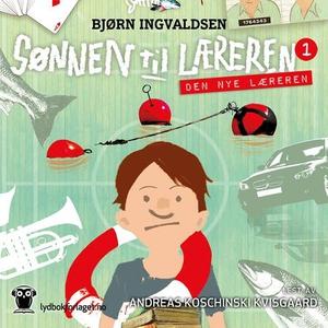 Den nye læreren (lydbok) av Bjørn Ingvaldsen