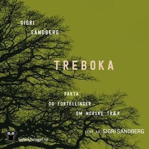 Treboka (lydbok) av Sigri Sandberg
