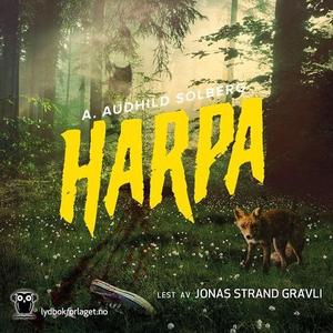 Harpa (lydbok) av A. Audhild Solberg, Audhild