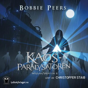 Kaosparalysatoren (lydbok) av Bobbie Peers