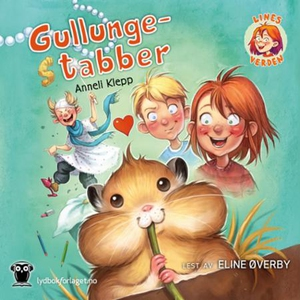 Gullunge-tabber (lydbok) av Anneli Klepp