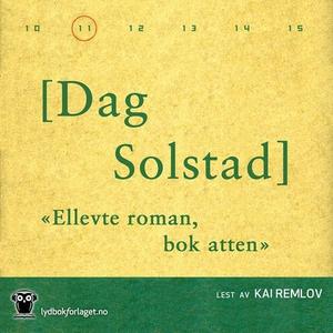 Ellevte roman, bok atten (lydbok) av Dag Sols