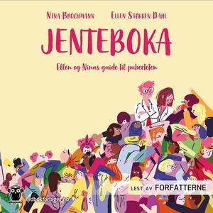 Jenteboka (lydbok) av Nina Brochmann, Ellen S