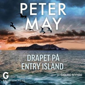 Drapet på Entry Island (lydbok) av Peter May