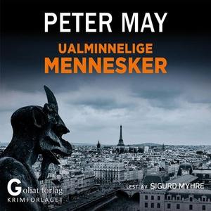 Ualminnelige mennesker (lydbok) av Peter May