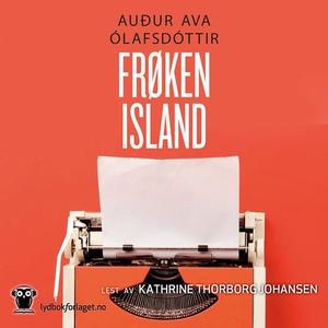 Frøken Island (lydbok) av Auður Ava Ólafsdótt