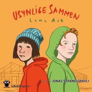 Usynlige sammen (lydbok) av Lene Ask