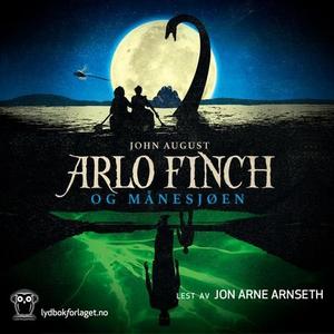 Arlo Finch og Månesjøen (lydbok) av John Augu