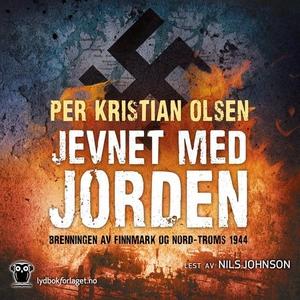 Jevnet med jorden (lydbok) av Per Kristian Ol