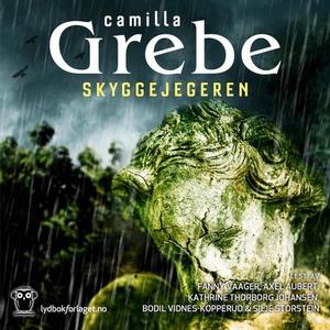 Skyggejegeren (lydbok) av Camilla Grebe