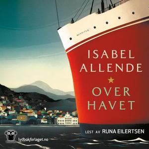 Over havet (lydbok) av Isabel Allende