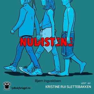 Nudistene (lydbok) av Bjørn Ingvaldsen