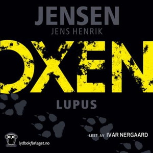 Lupus (lydbok) av Jens Henrik Jensen