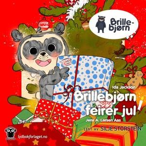 Brillebjørn feirer jul (lydbok) av Ida Jackso