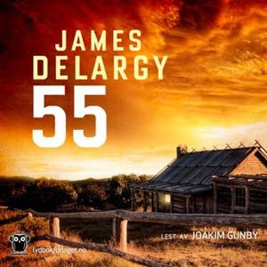 Offer 55 (lydbok) av James Delargy